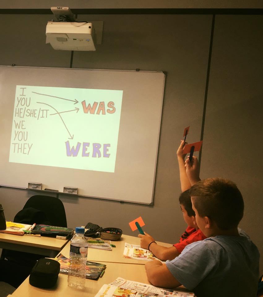 Εξειδικευμένη διδασκαλία | Manetaki Language School