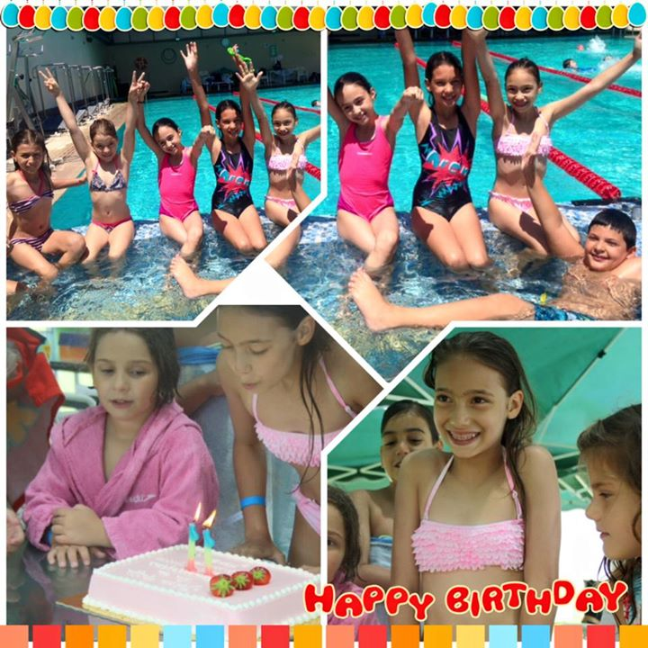 Birthday Party on Manetaki Summer Camp