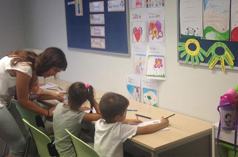 Ειδικά Τμήματα Προσχολικής Αγωγής για Παιδιά