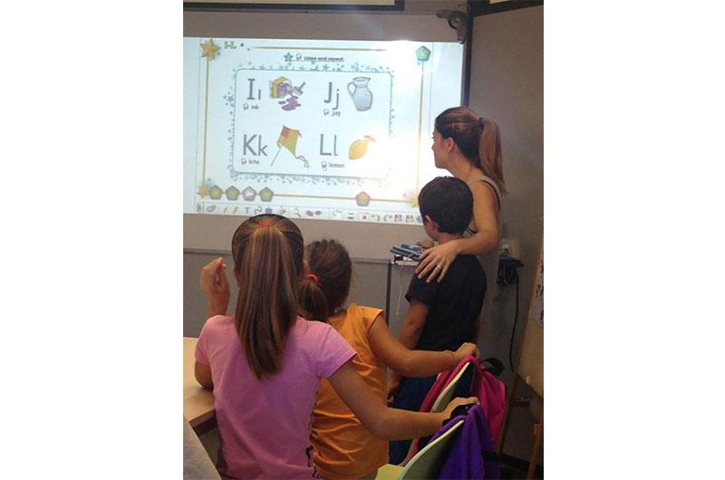 Ειδικά Τμήματα Προσχολικής Αγωγής με Διαδραστικό Πίνακα