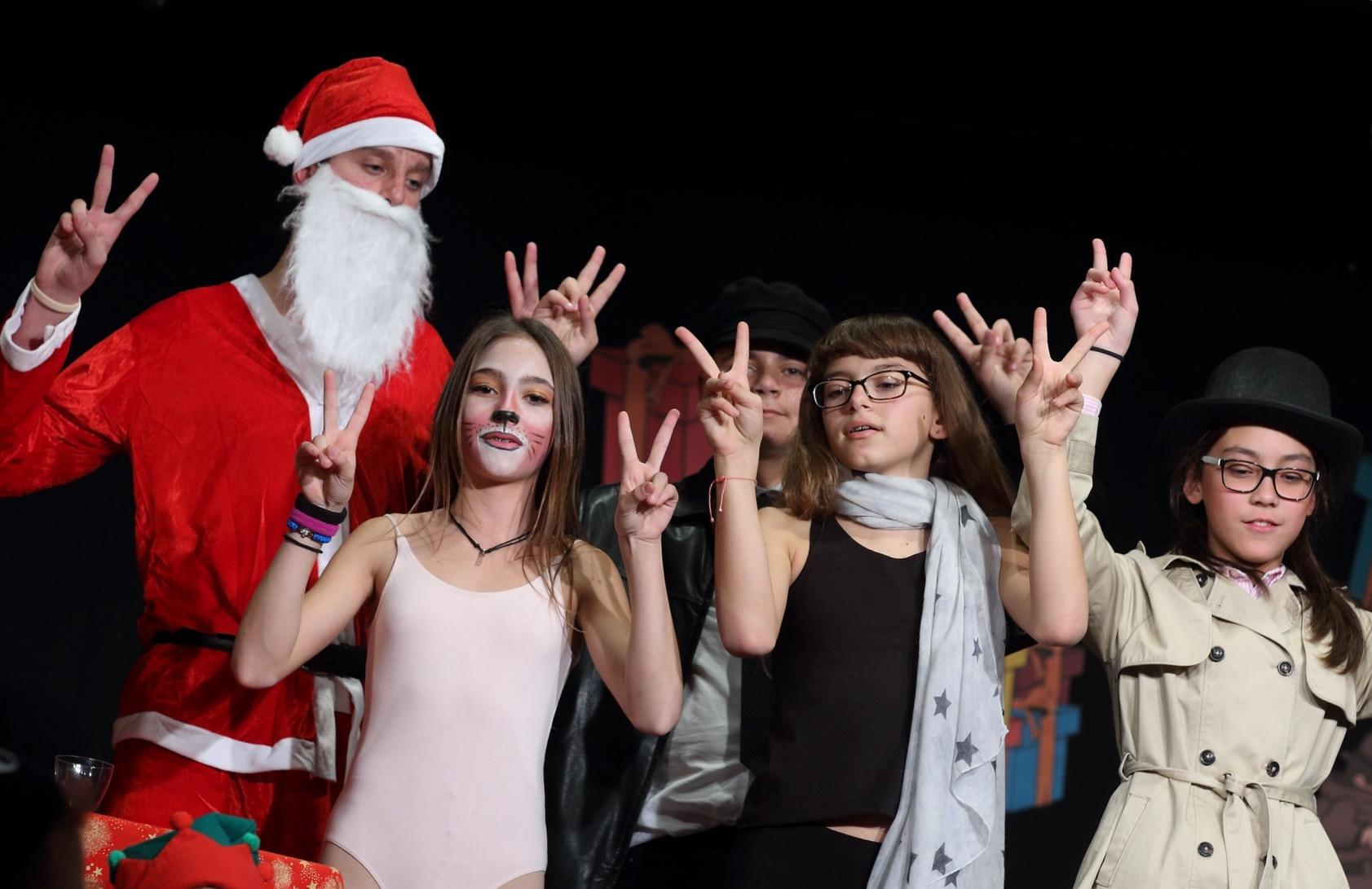 Χριστουγεννιάτικη γιορτή 2016