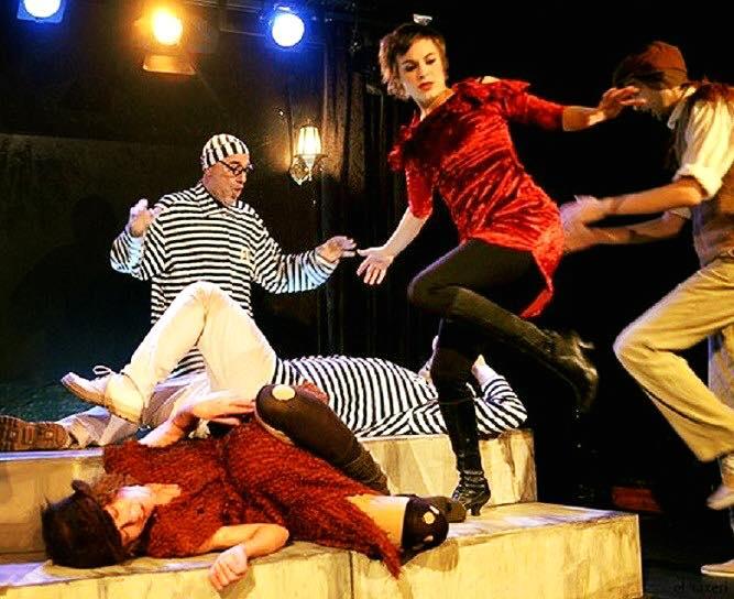 theatre club 10
