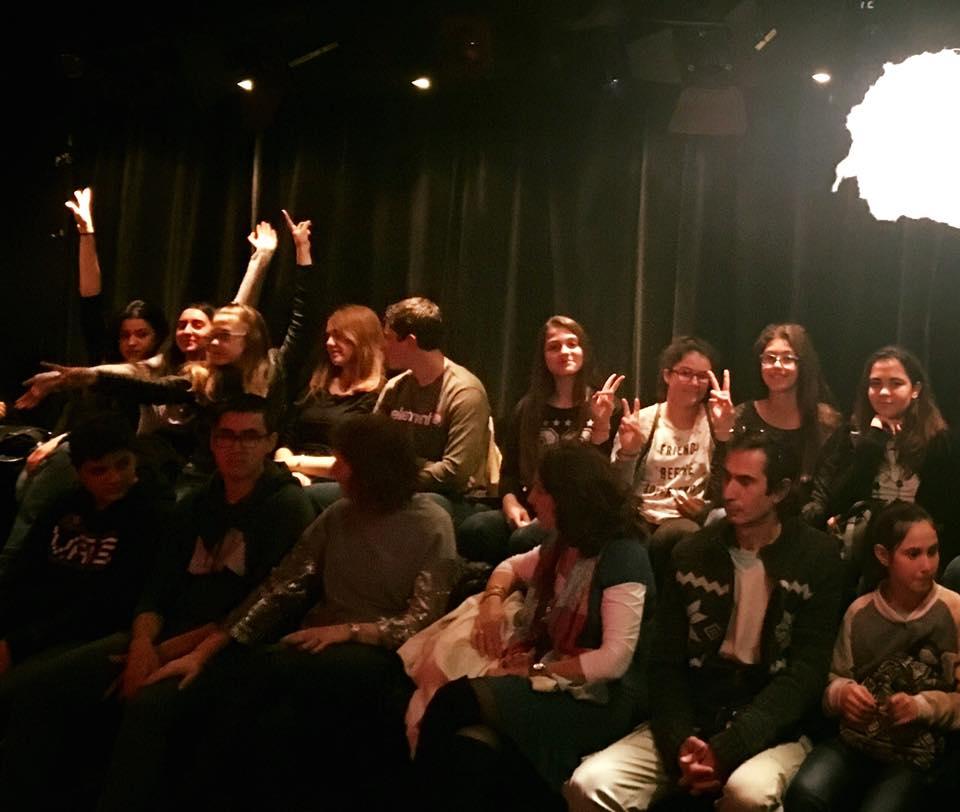theatre club 11