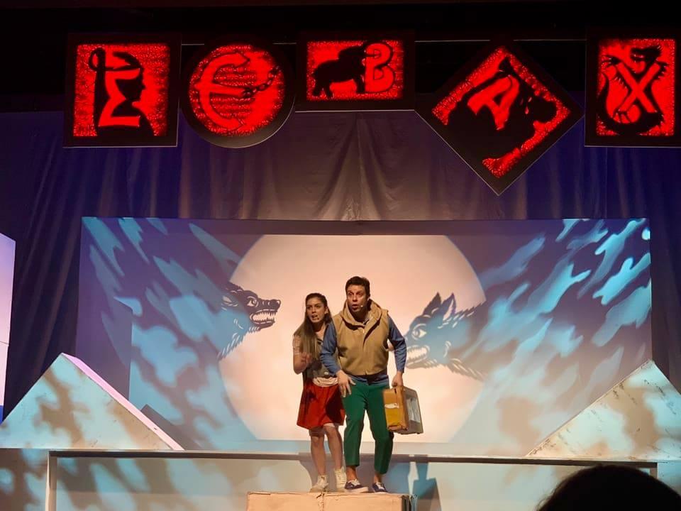 """""""Το Αγόρι με την βαλίτσα"""": Το Manetaki Language School αγαπάει το θέατρο 1"""