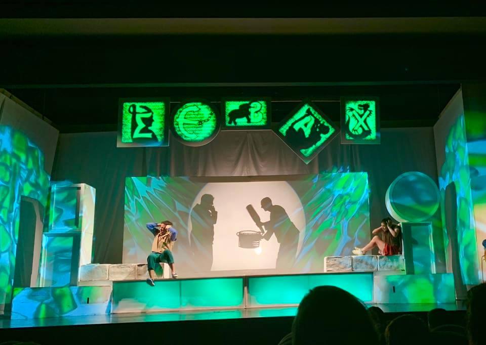 """""""Το Αγόρι με την βαλίτσα"""": Το Manetaki Language School αγαπάει το θέατρο 3"""